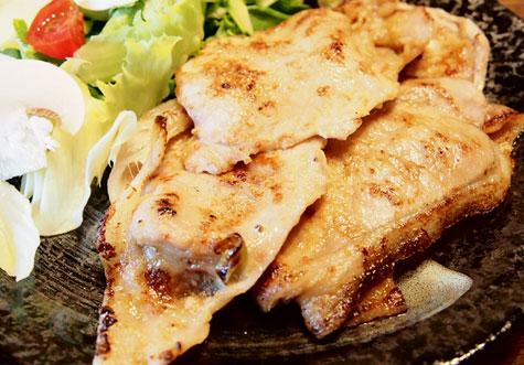 信州産豚肉の青唐味噌焼きセット